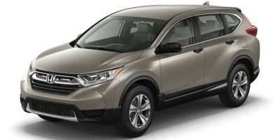 2017 Honda CR-V RW5H3HEW LX Continuously Variable Gray Gray Front Wheel Drive Power Steering