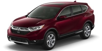 2017 Honda CR-V at Ocean Honda of Burlingame