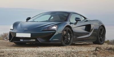 2017 McLaren 570GT Coupe Turbocharged Rear Wheel Drive Active Suspension Power Steering ABS 4-