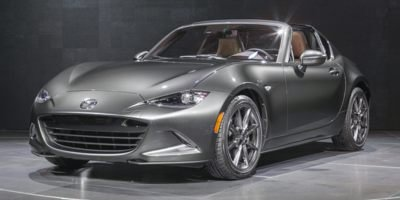 2017 Mazda MX-5 Miata RF Club Rear Wheel Drive Power Steering ABS 4-Wheel Disc Brakes Brake Ass