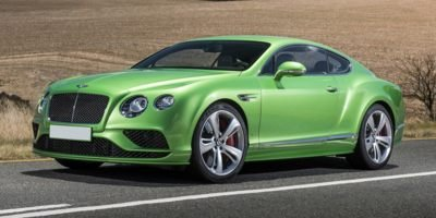 2017 Bentley Continental GT GT Speed