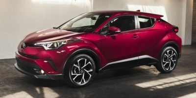 2018 Toyota C-HR XLE UPGRADE PACKAGE