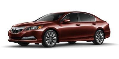 2016 Acura RLX SPORT HYBRID E- W/ELITE PKG E- W/ELITE PKG Gas/Electric V-6 3.5 L/212 [1]