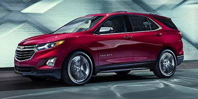 2021 Chevrolet Equinox LT  Turbocharged Gas I4 1.5L/92 [9]