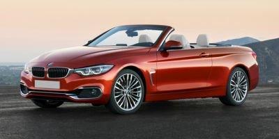 2018 BMW 4 Series 430i xDrive Turbocharged All Wheel Drive Power Steering ABS 4-Wheel Disc Brak