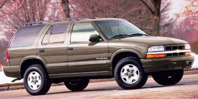2000 Chevrolet Blazer LS LS PREFERRED EQUIPMENT GROUP  -inc LS decor  electric rear window release