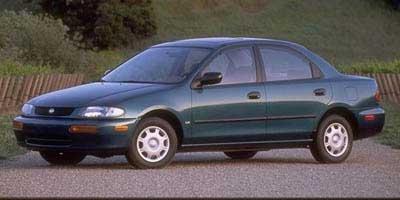 1997 Mazda Protege LX