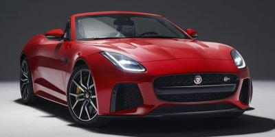 2018 Jaguar F-TYPE R Supercharged All Wheel Drive Active Suspension Power Steering ABS 4-Wheel
