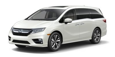 2018 Honda Odyssey at South Hills Honda