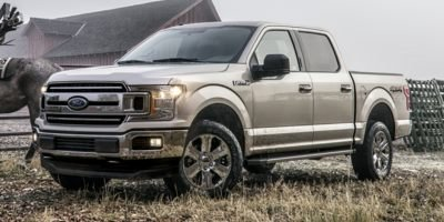 2018 Ford F-150 Limited 4WD SuperCrew  Twin Turbo Regular Unleaded V-6 3.5 L/213 [8]