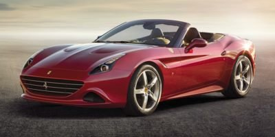 2017 Ferrari California T Convertible