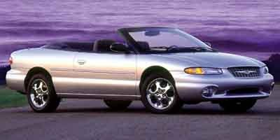2000 Chrysler Sebring JXi Front Wheel Drive Tires - Front Performance Tires - Rear Performance T