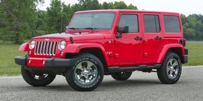 2018 Jeep Wrangler JK Unlimited Rubicon Rubicon 4x4 Regular Unleaded V-6 3.6 L/220 [1]
