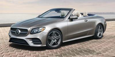2018 Mercedes E-Class E 400 Turbocharged Rear Wheel Drive Power Steering ABS 4-Wheel Disc Brake