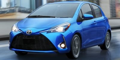 2018 Toyota Yaris CE  Regular Unleaded I-4 1.5 L/91 [1]