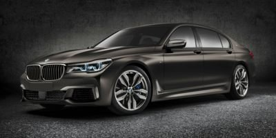 2019 BMW 7 Series M760Li xDrive M760Li xDrive Sedan Twin Turbo Premium Unleaded V-12 6.6 L/402 [6]