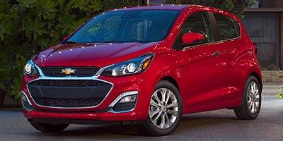 2021 Chevrolet Spark LT Auto Sport Edition 4dr HB CVT 1LT Gas I4 1.4L/85.4 [1]