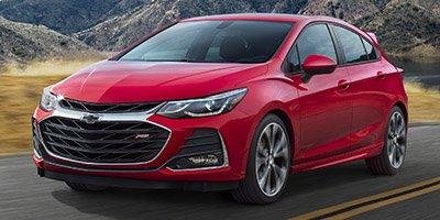 2019 Chevrolet Cruze LS 4dr HB LS Turbocharged Gas I4 1.4L/85 [1]