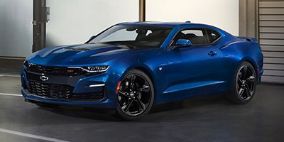 2021 Chevrolet Camaro Coupe 1LT  Turbocharged Gas I4 2.0L/122 [9]