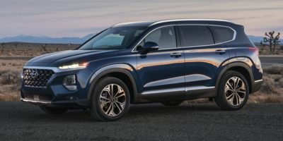 New 2019 Hyundai Santa Fe in North Kingstown, RI