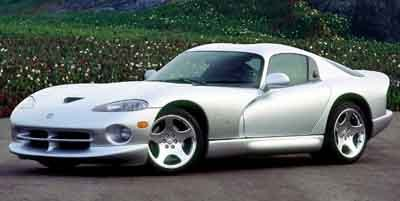 2000 Dodge Viper GTS LockingLimited Slip Differential Rear Wheel Drive Tires - Front Performance
