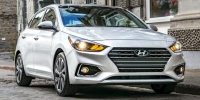 2019 Hyundai Accent Preferred 5 Door Preferred Auto Regular Unleaded I-4 1.6 L/97 [12]