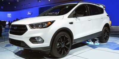 2019 Ford Escape SEL 4WD SEL 4WD Intercooled Turbo Regular Unleaded I-4 2.0 L/122 [0]