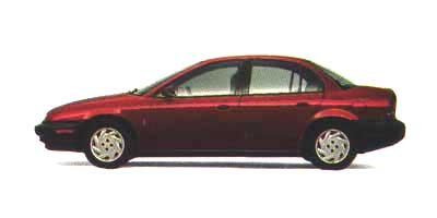 1997 Saturn SL Sl Sedan Front Wheel Drive Tires - Front All-Season Tires - Rear All-Season Tempo