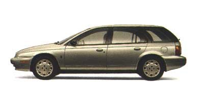 1997 Saturn SW WGN MT