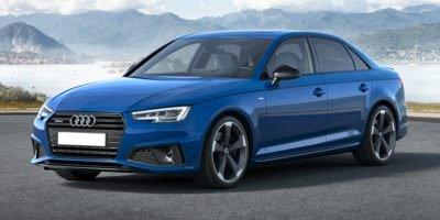 2019 Audi A4 Sedan KOMFORT   LEATHER   AWD   *GREAT DEAL* Komfort 45 TFSI quattro Intercooled Turbo Premium Unleaded I-4 2.0 L/121 [3]