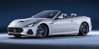2019 Maserati GranTurismo Convertible MC