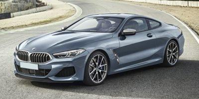 2019 BMW 8 Series M850i xDrive M850i xDrive Coupe Twin Turbo Premium Unleaded V-8 4.4 L/268 [2]