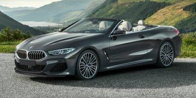 2019 BMW 8 Series M850i xDrive M850i xDrive Cabriolet Twin Turbo Premium Unleaded V-8 4.4 L/268 [0]