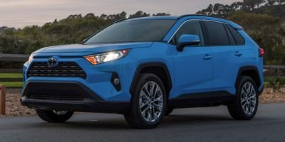 New 2019 Toyota RAV4 in DeLand, FL