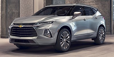 2021 Chevrolet Blazer RS AWD 4dr RS Gas V6 3.6L/ [1]