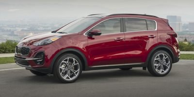 2020 Kia Sportage LX  Regular Unleaded I-4 2.4 L/144 [3]
