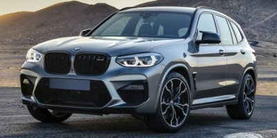 2020 BMW X3 M Competition Competition Sports Activity Vehicle Twin Turbo Premium Unleaded I-6 3.0 L/183 [1]