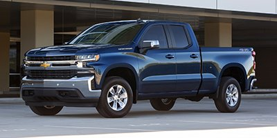 2021 Chevrolet Silverado 1500 Custom Double Cab 4WD 4WD Double Cab 147″ Custom Gas V8 5.3L/325 [2]