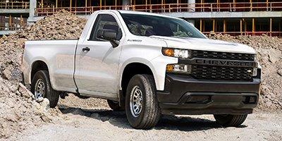 2020 Chevrolet Silverado 1500 Work Truck 2WD Reg Cab 140″ Work Truck Gas V6 4.3L/262 [8]