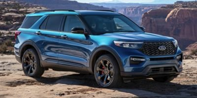 2020 Ford Explorer ST 4WD ST 4WD Twin Turbo Premium Unleaded V-6 3.0 L [2]