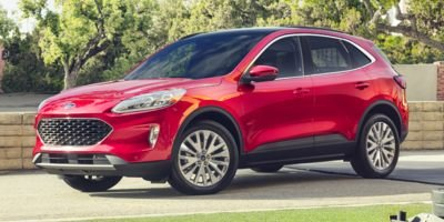 2020 Ford Escape Titanium Hybrid Titanium Hybrid AWD Gas/Electric I-4 2.5 L/152 [10]