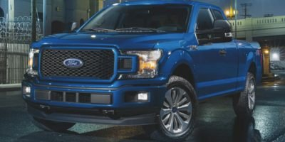 2020 Ford F-150 XL  Regular Unleaded V-8 5.0 L/302 [1]