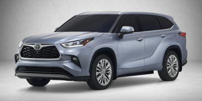 New 2020 Toyota Highlander in Akron, OH