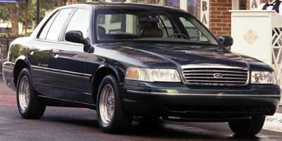Grayslake, IL Used Ford Crown Victoria Police Pkg