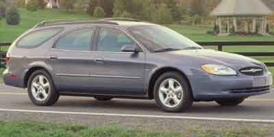 2000 Ford Taurus SE Front Wheel Drive Tires - Front All-Season Tires - Rear All-Season Temporary