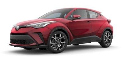 2020 Toyota C-HR XLE Premium