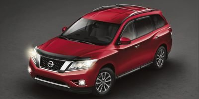 2016 Nissan Pathfinder  Regular Unleaded V-6 3.5 L/213 [7]