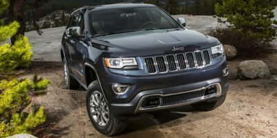 2015 Jeep Grand Cherokee High Altitude 4WD 4dr High Altitude Regular Unleaded V-6 3.6 L/220 [12]