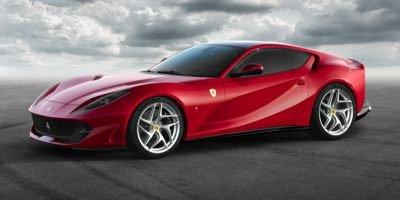 2020 Ferrari 812 Superfast Coupe