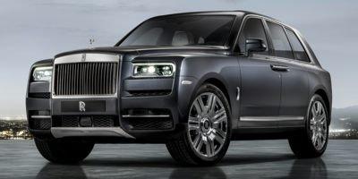 2020 Rolls-Royce Cullinan Sport Utility